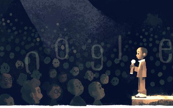Google vinh danh Nkosi Johnson - Người hùng nhỏ với bài phát biểu khiến 10.000 người chết lặng