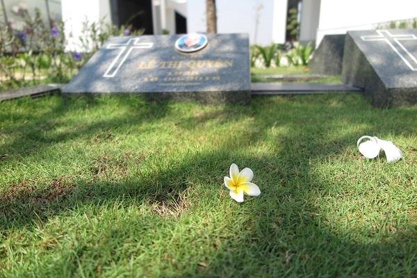 Mua đất nghĩa trang làm quà tặng - xu hướng mới hiện nay